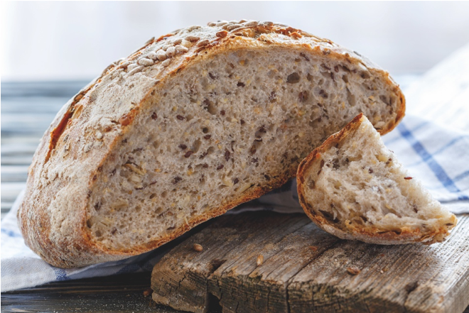 Wholemeal Bread – BioXXI